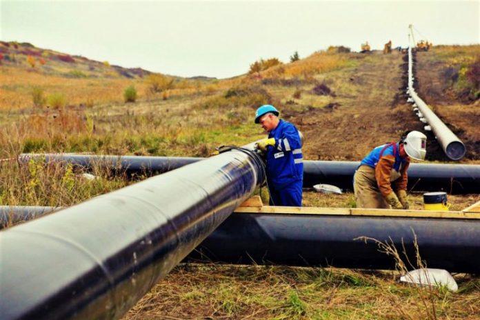 lucrari modernizare retea distributie gaz