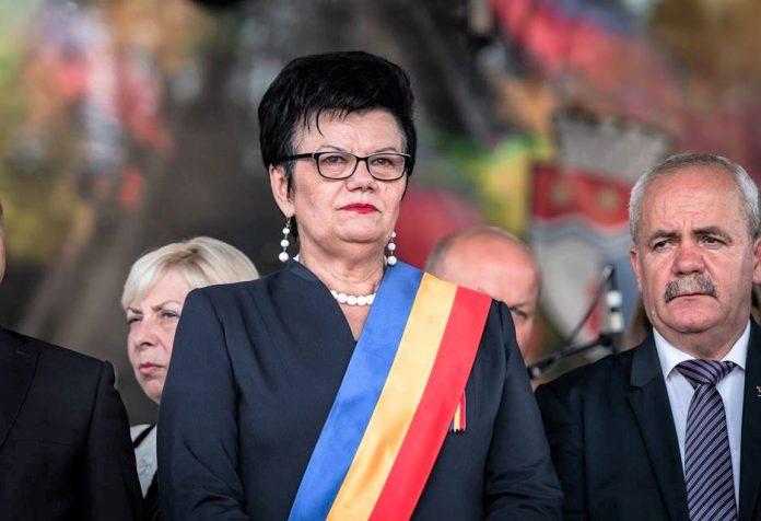 Maria Precup, primarul municipiului Reghin