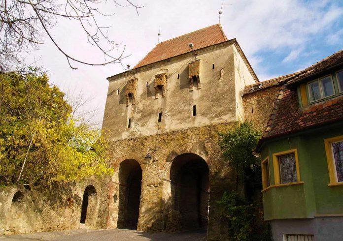 Turnul Croitorilor (Schneiderturm) Sighișoara