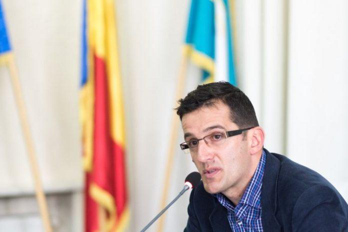 """Peti Andrei, președinte CA al Aeroportului Internațional """"Transilvania"""""""